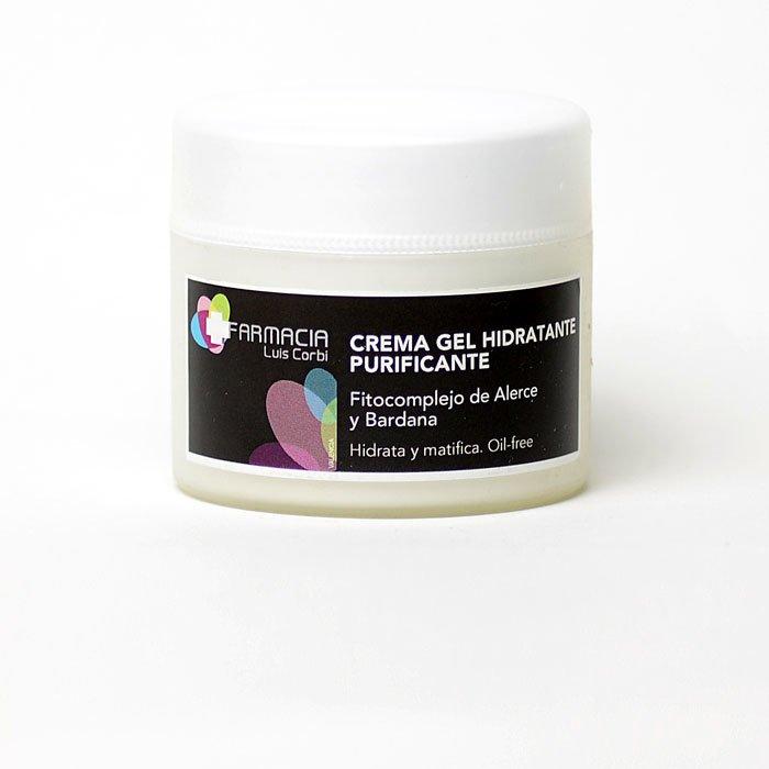 crema gel purificante