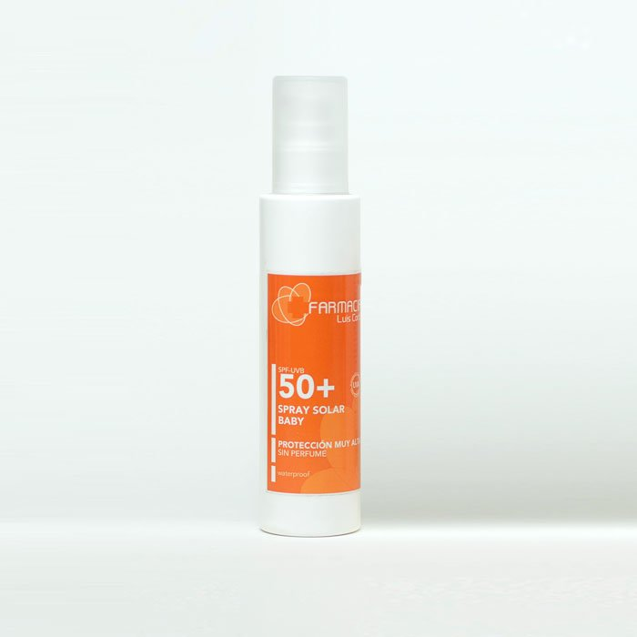 Spray Solar Baby
