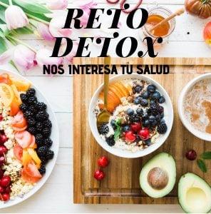 Reto-detox-Farmacia-Luis-Corbi | Farmacia Luis Corbi