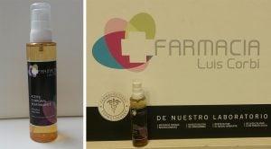 aceite-corporal-luis-corbi | Farmacia Luis Corbi